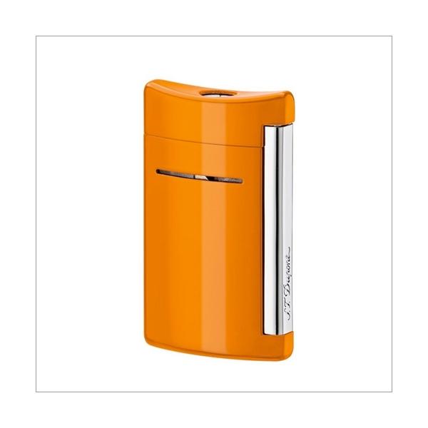 S.T. Dupont Feuerzeug Minijet spicy orange