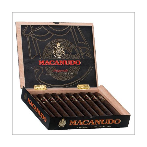 Macanudo Inspirado Canonazo Toro