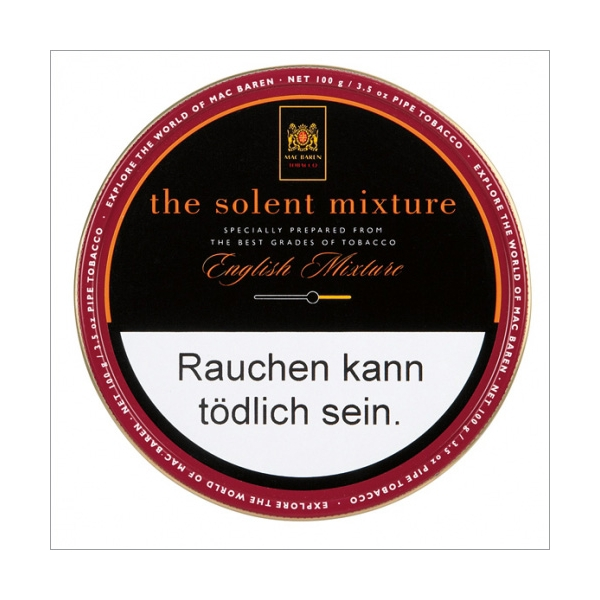 Mac Baren the solent mixture 100g