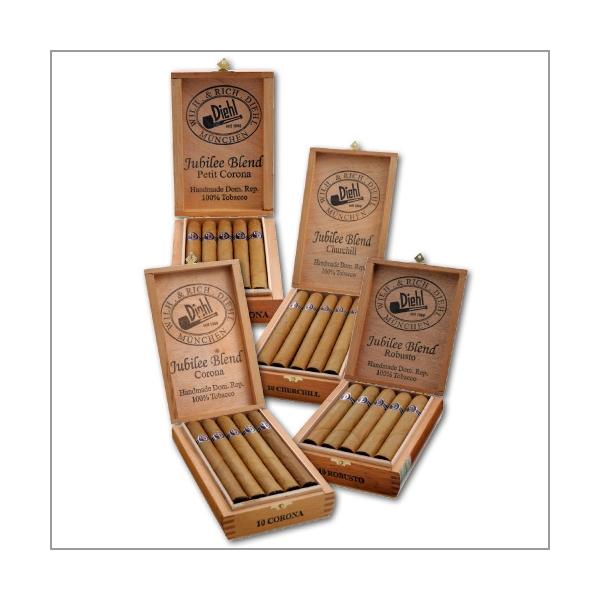 Diehl Zigarre Jubilee Blend Half Corona