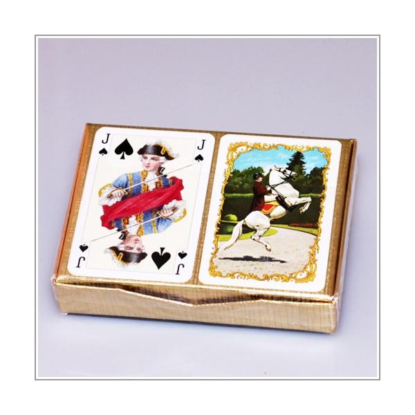 Patience-Karten Whitehorse