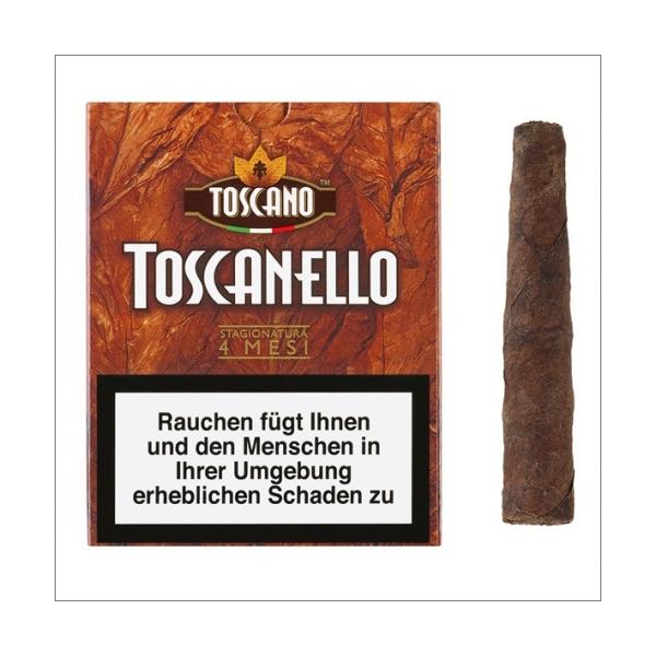 Toscano Toscanello 4 Mesi 5er Pack