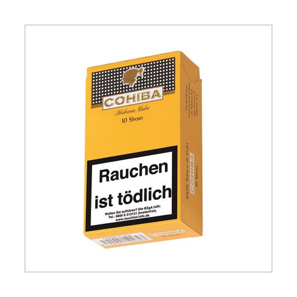 Cohiba Short 10 Stk.