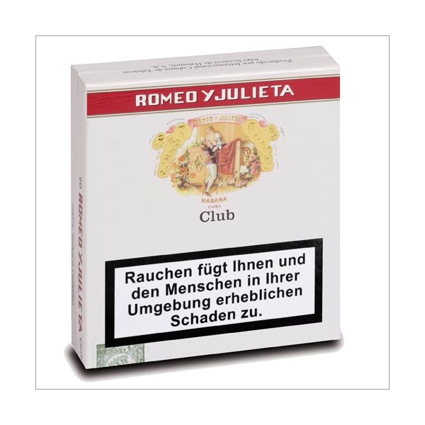 Romeo y Julieta Club 20St.
